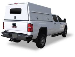 Custom Commercial Truck Caps | Reading Truck Body