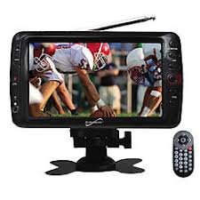 haier portable tv. sharperview supersonic portable widescreen lcd display with digital tv tuner, usb/sd inputs and haier tv