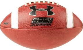 under armour 695xt football. footballs under armour nfhs approved 695xt football official size g