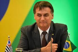 Resultado de imagem para imagem de Bolsonaro presidente