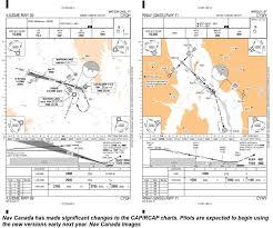 Canadian Airport Charts New Cap Rcap Charts Coming Soon Skies Mag