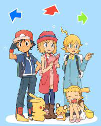 Pokemon X Y and Z Characters (Page 3) - Line.17QQ.com