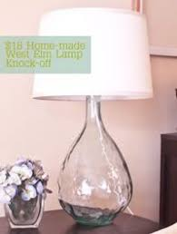 glass vases turning a vase into lamp tutorial bases and inside diy lamp