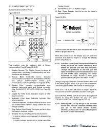 bobcat t320 compact track loader service manual pdf repair manuals bobcat t320 compact track loader service manual pdf 4