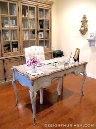 country office decor. Country Office Decor A French Study Works As Both Home Inside Design 19 O