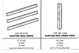 concrete fence post forms. Delighful Fence Concrete Fence Post Forms On C