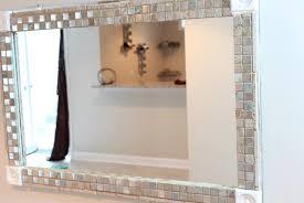 bathroom mirror frame tile. Framing Bathroom Mirror With Tile Home Design Ideas Within Sizing 1552 X 1038 Frame M