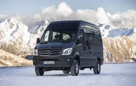 9k miles with seating for four. 4x4 Sprinter And Transit Vans Compromises And Costs Ourkaravan