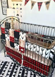 axis hide crib sheet fitted sheets boy or girl woodland baby bedding nursery soft this super custom baby crib bedding set boy deer