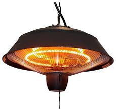 energ infrared electric outdoor heater hanging