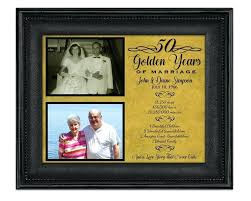 50th wedding anniversary gift unique ideas for pas your gifts uk