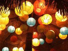 tiki lighting. My Backyard Will Be Filled With These Lights. Tiki Lighting N