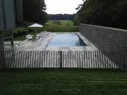Pool Fence Designs Photos Custom Stainless Steel Fence Design I Also Really Like The
