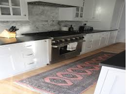 Kitchen Floor Runner Grey And Pink Kitchen Runner Rug Kitchen Runner Rugs Pinterest