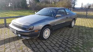 Looking for a 1988 Toyota Celica Gt4 St165 - Fresh Japanese Import ...