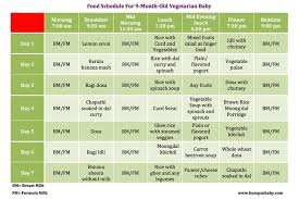 Baby Diet Chart In Hindi Curious Nine Month Baby Food Chart In Hindi Baby Food Chart