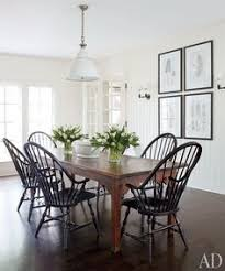 simple details a simple rule for mixing table chair styles