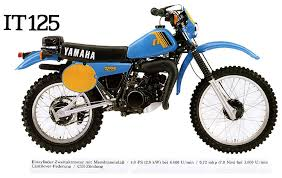 yamaha it. yamaha it 125