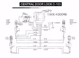 central lock wiring diagram universal central wiring diagrams