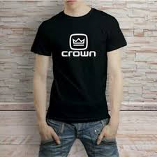 Power Pro Size Chart Details About Crown Audio Amplifier Power Amp Stereo Pro And White Tee Usa Size T Shirt En1
