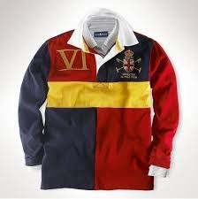 men s classic fit big pony rugby in red blue polo ralph lauren ralph lauren bedding timeless design