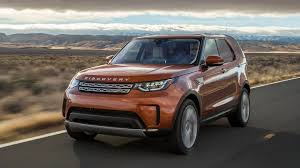 2017 Land Rover Discovery: 7 Things to Know - The Drive