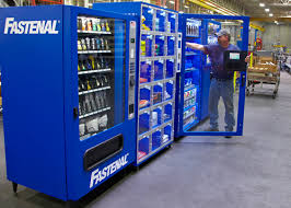 Fastenal Vending Machine Gorgeous Fastenal From Nuts And Bolts To Stores Vending Machines And More