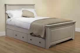 New England Bedroom Furniture New England Painted Panel High End Storage Beds In 5 Sizes