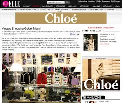Ellecom Everything Old Is New C Madeleines Reveals Its Vintage Clothing