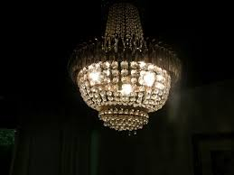 antique crystal chandelier approx 1920 from egypt
