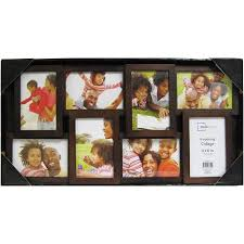 4x6 photo collage. Beautiful Photo Mainstays 8Opening 4x6 Collage Picture Frame Walnut Intended Photo L