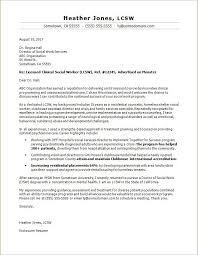 Letter Of Interest Sample Enchanting Social Work Cover Letter Sample Monster