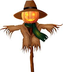 Image result for cute halloween scarecrow clipart