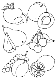 Small Picture Food Coloring Pages Bestofcoloringcom