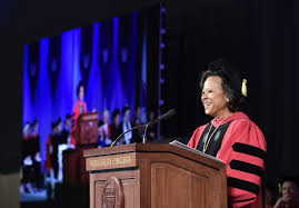 Dr. Paula Johnson Inaugurated As Wellesley College's First African-American  President   Edify