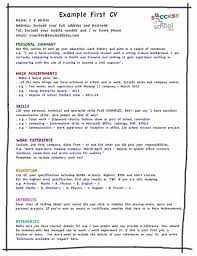 What Should A Resume Include For Job Marieclaireindia Com