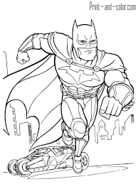 Filling these coloring pages with the suitable colors is a fun and educative way to enter the world the amazing world of superman before your children can move on to the comic books, films and video games. 15 Most Fine Printable Batman Coloring Pages Free For Kids The Superman Lego Batmobile Joker Sheets Movie Logo Ingenuity To Print Colouring Beyond Oguchionyewu