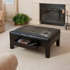 dining room black ottoman coffee table magnificent on dining room ottomans storage at