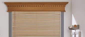 wooden blinds in basswood harvest parkland