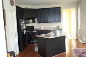 Small Kitchen Black Cabinets Small Kitchen Design Ideas Inspirationseek Com Contemporary With