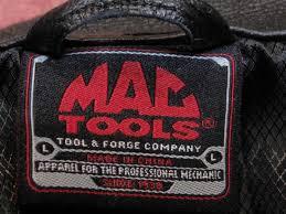Mac Tools Apparel