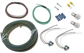 blue ox bx8869 bulb and socket tail light wiring kit Blue Ox Wiring 7 Pin Blue Ox Wiring 7 Pin #51 blue ox 7 pin to 6 pin wiring diagram