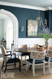 time again a georgian home revival dining room bluedining room colorsdining