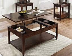 steve silver rosemont coffee table steve silver crestline rectangle distressed walnut wood lift top