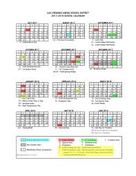 Printablecal includes over 90 different calendar templates. Our 2017 18 Calendar At A Glance