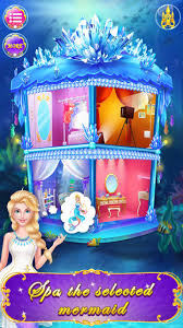 mermaid makeup salon apk free cal game for android apkpure