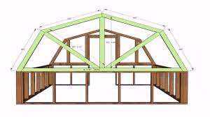 gambrel roof house plans. Delighful House Free Gambrel Roof House Plans And