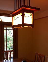 craftsman light fixtures for creative lighting