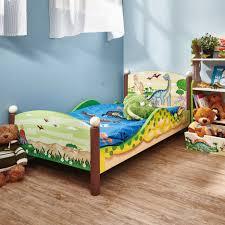Fantasy Fields - Dinosaur Kingdom Toddler Bed
