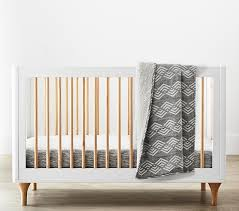 Babyletto furniture Grey Pottery Barn Kids Babyletto Lolly 3in1 Convertible Crib Pottery Barn Kids